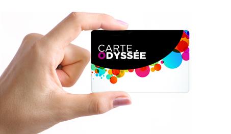 Carte Odyssée - le service loisirs de votre entreprise