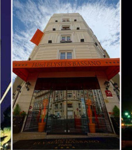 Hôtel Elysées Bassano **** - Photo 1
