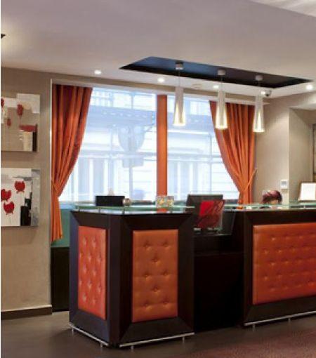 Hôtel Elysées Bassano **** - Photo 2