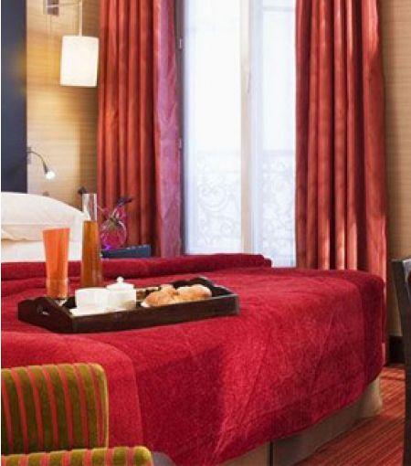 Hôtel Elysées Bassano **** - Photo 4