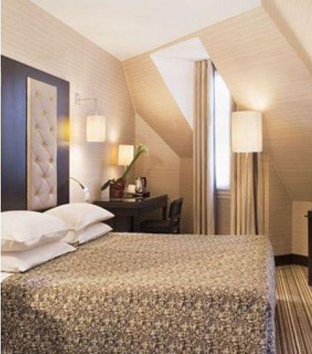 Hôtel Elysées Bassano **** - Photo 5