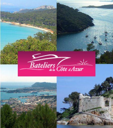 Les Bateliers de la Côte d'Azur - Photo 1