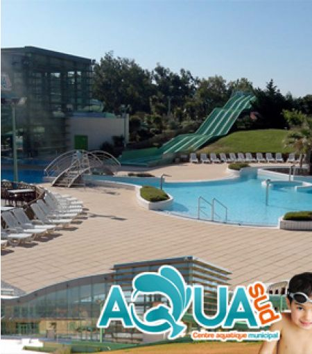Piscine AquaSud - Photo 1