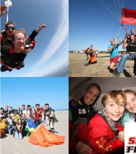 Skydive - FlyZone - Photo 1