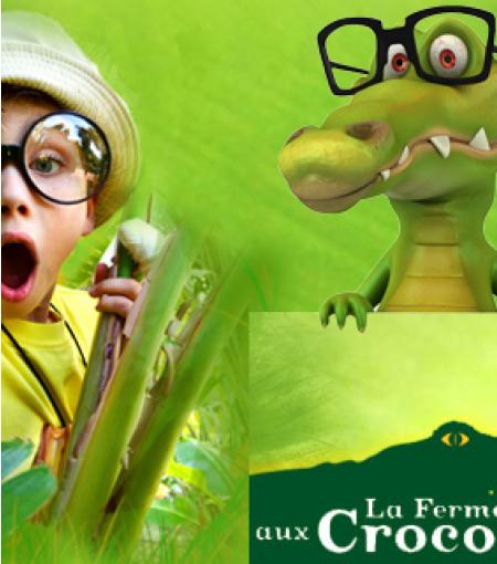Ferme aux Crocodiles - Photo 1