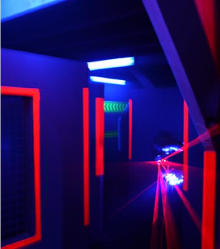 Laser Blast - Photo 2