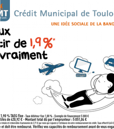 © Crédit Municipal de Toulon