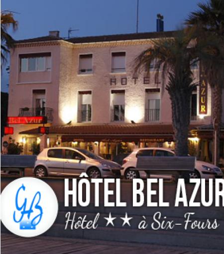 © Hôtel Bel Azur - Six-Fours
