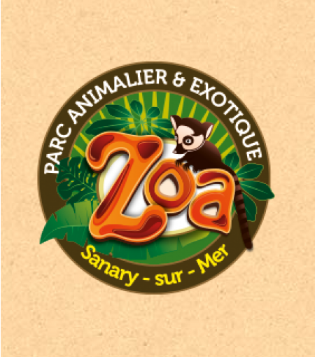 Parc Animalier & Exotique Zoa - Photo 1