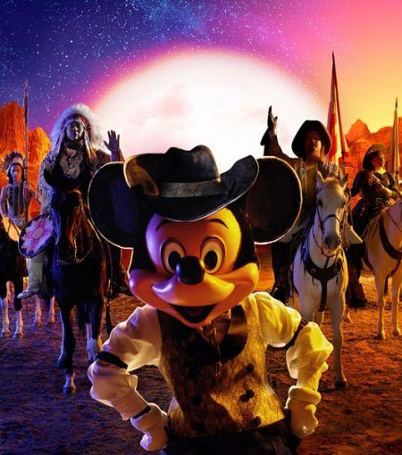Disney - Buffalo Bill