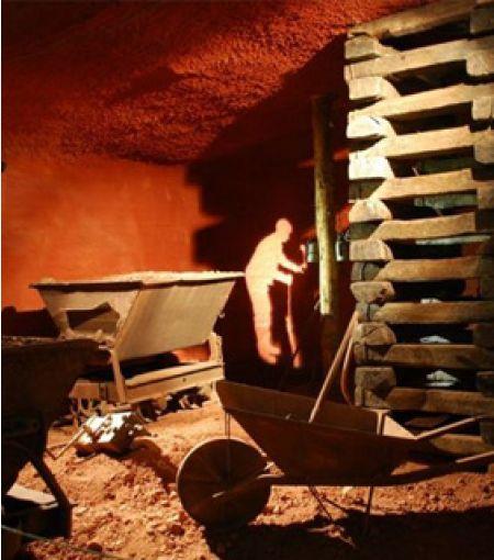 Musée des Gueules Rouges - Photo 2