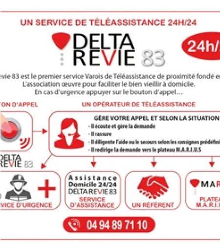 Delta Revie 83