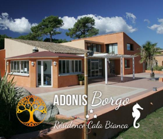 Adonis Borgo - R U00e9sidence Cala Bianca