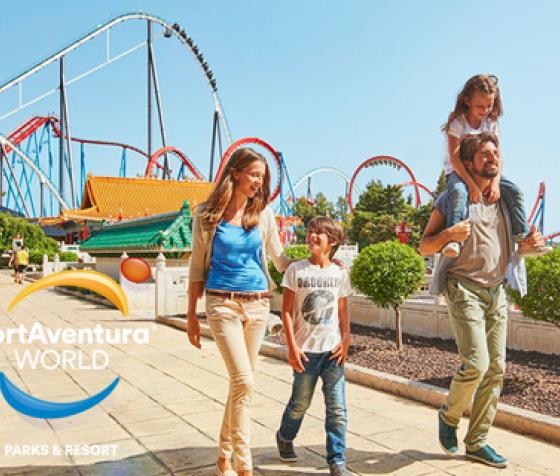 Port aventura world espagne parcs d 39 attractions parcs loisirs - Vente privee port aventura ...