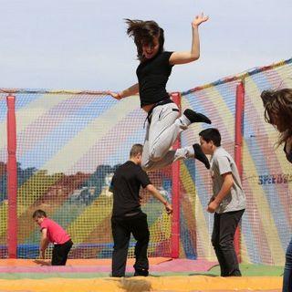 Jumpy Trampoline