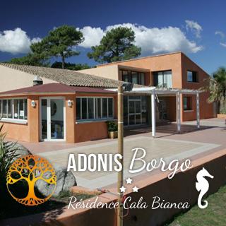 © Adonis Borgo - Résidence Cala Bianca - Groupe GHB