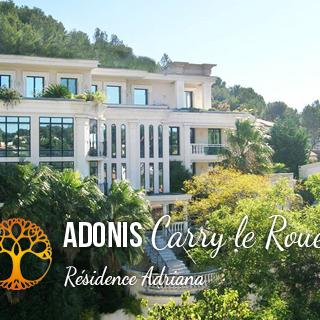 © Adonis Hôtel Résidence Adriana - Carry-le-Rouet