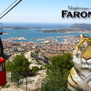 © Téléphérique du Mont Faron