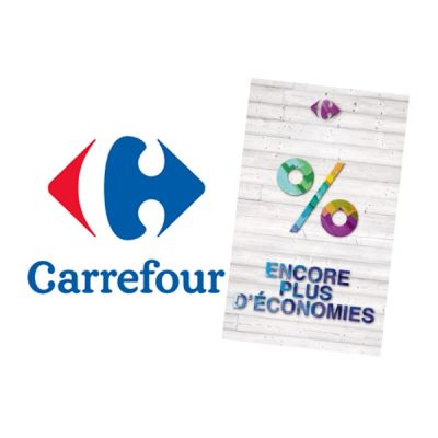 E-Carte Carrefour - 100 €