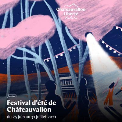 Festival d'été de Châteauvallon - #FestChateauvallon