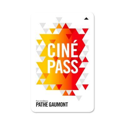 E-Billet CinéPass Duo - Cinémas Gaumont Pathé