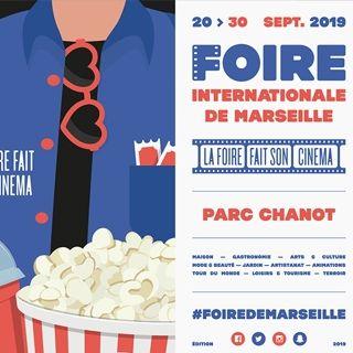 E-Billet Foire Internationale de Marseille - Du 20/09 au 30/09/19