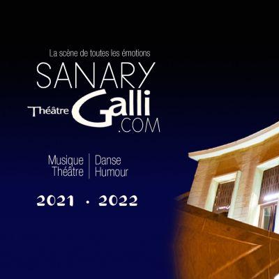Théâtre Galli  - Saison 2021/2022
