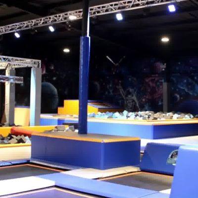 E-billet Gravity Space 1H de jump supplémentaire - La Garde & La Seyne-sur-Mer