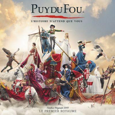 Le Puy du Fou - Les Epesses en Vendée