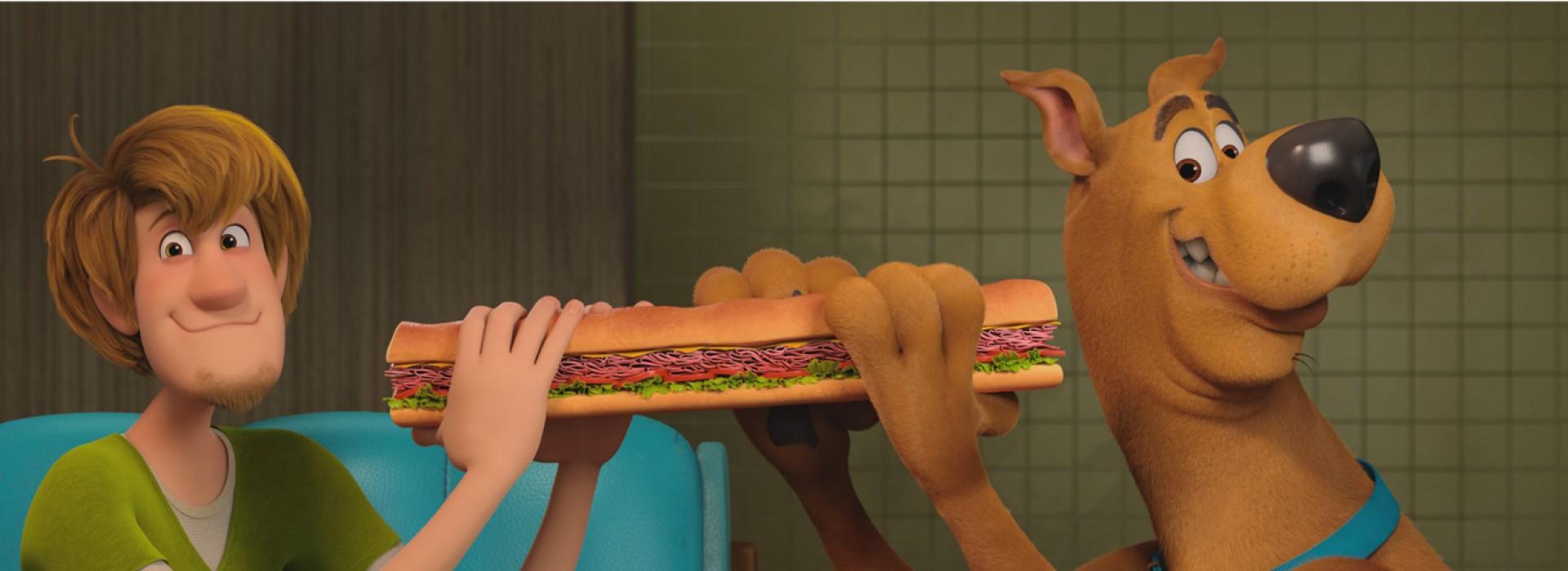 Scooby-Doo fait peau neuve au cinéma avec un film d'animation en 3D