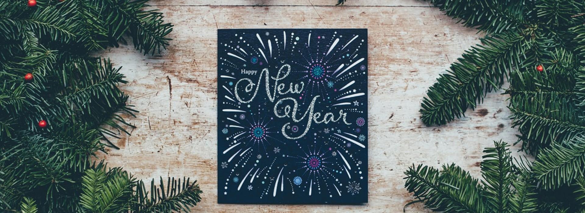Une nouvelle année...