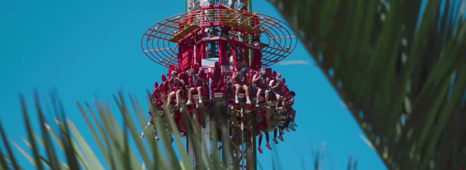 Le Parc Spirou est ouvert !!!