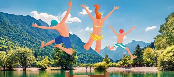 Offres libr'été avec MMV , vive la montagne en été