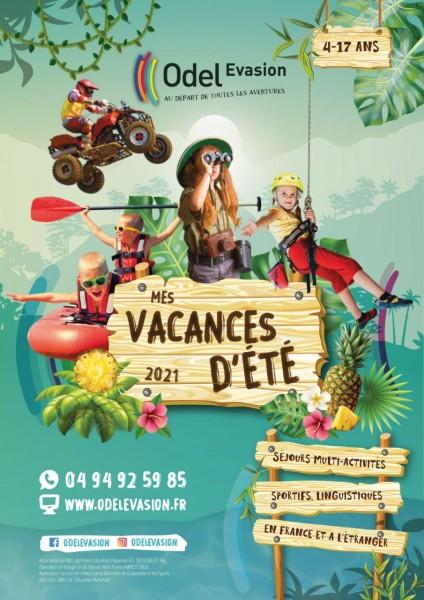 Vacances de printemps et d'été 2021