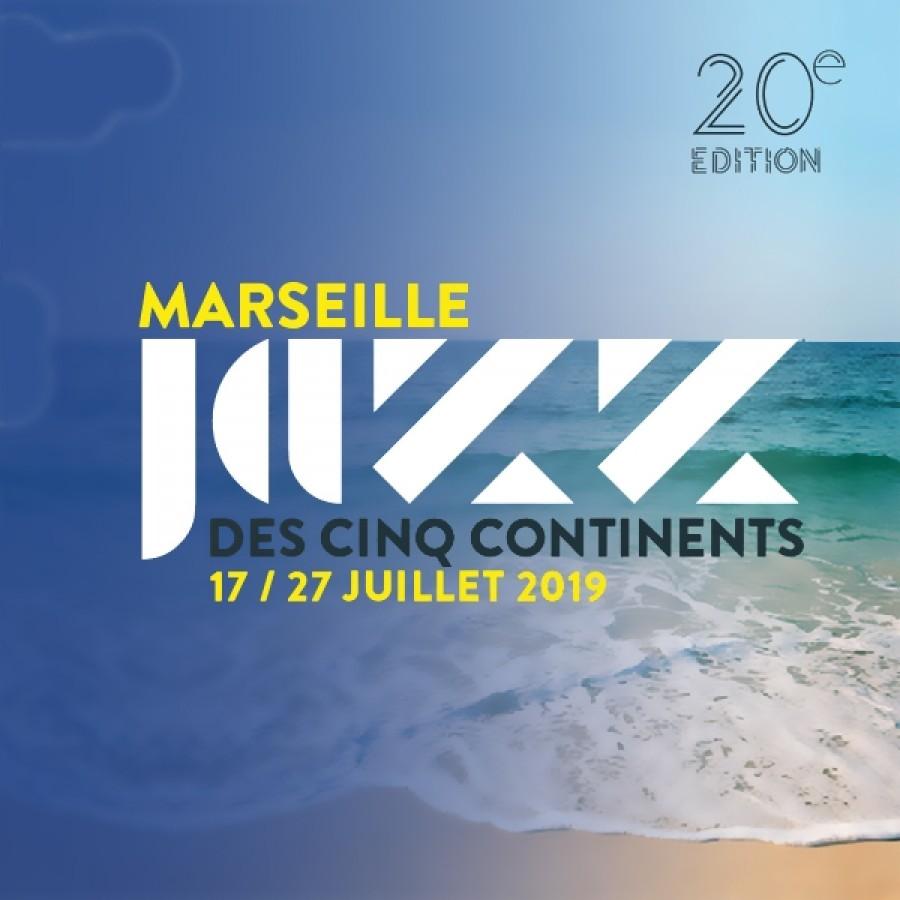 Marseille Jazz des Cinq Continents - Festival international de Jazz
