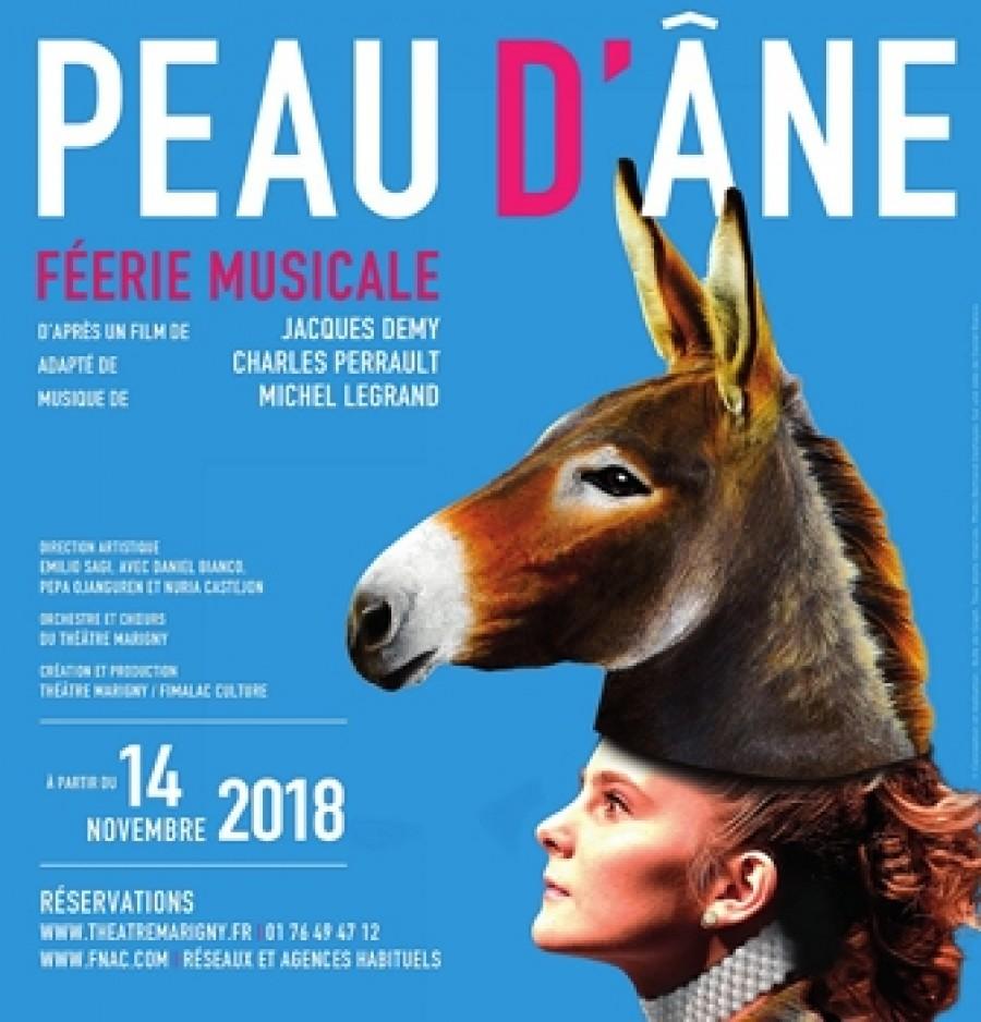 Peau d'âne - Théâtre Marigny