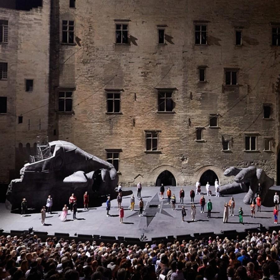 Festival d'Avignon 2019 - En route pour l'Odyssée