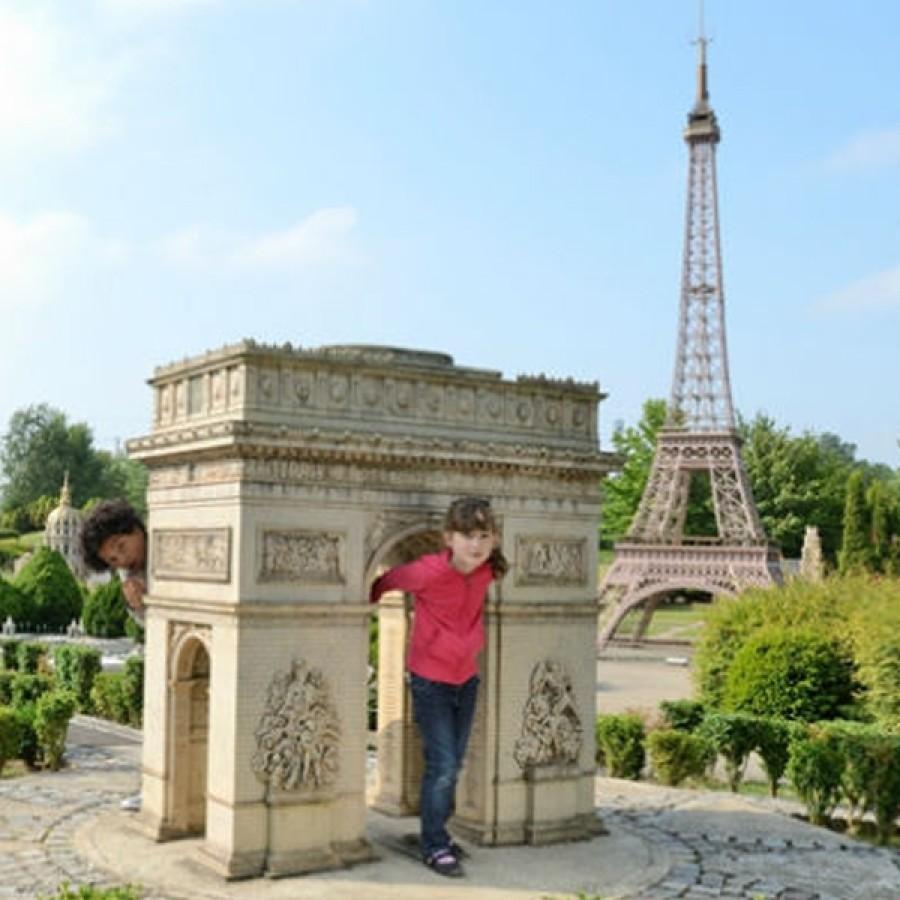 France Miniature - La France en 1 jour - Élancourt