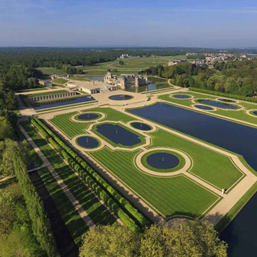 Parc du Château de Chantilly - Domaine de Chantilly