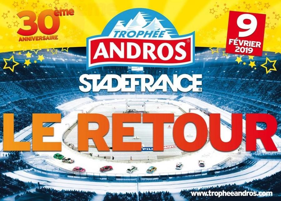 Trophée Andros - Le 09/02/19